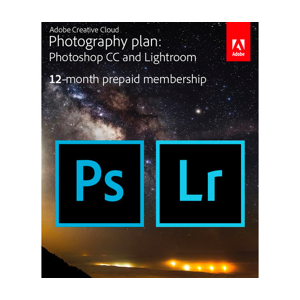 [Mac/Windows] Adobe Creative Cloud PS+LR